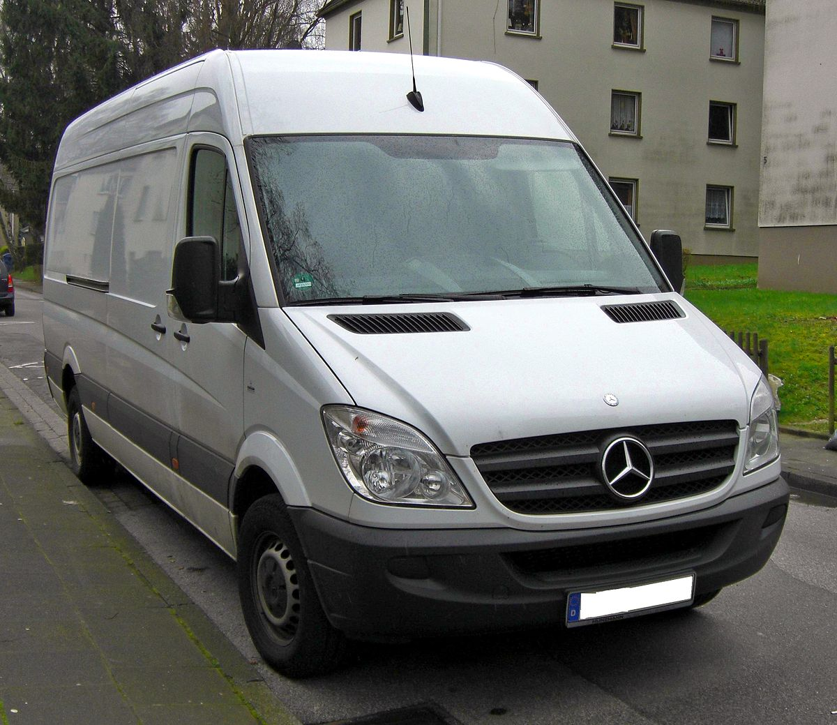 Mercedes-Benz Sprinter – Wikipedia