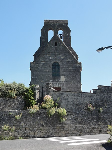 Merval (Aisne) église