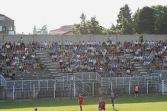 Izola - the Izola City Stadium