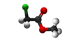 Methyl chloroacetate3D.png