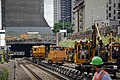 Metro-North Bronx track work continues (9518009724).jpg