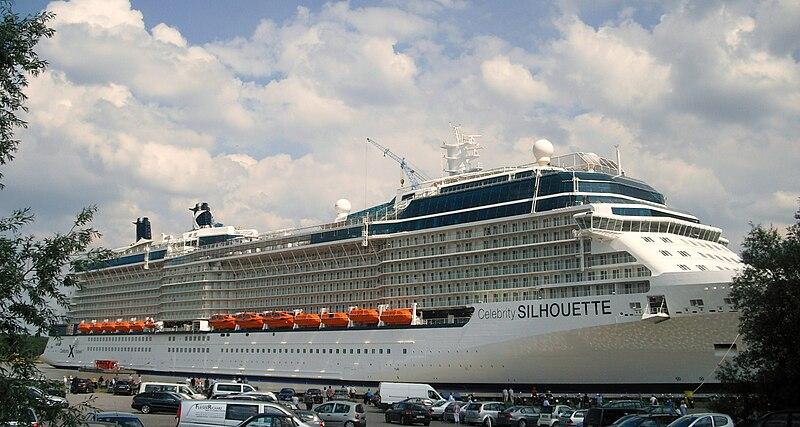 File:Meyer Werft Papenburg Celbrity Silhouette.jpg
