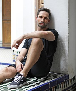 Michael Lucas (director) American producer, actor and pornographic film director