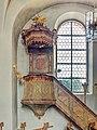 Michelau church pulpit 1040373HDR.jpg