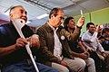 Michelle Bachelet participa en un encuentro con dirigentes sociales y vecinales de Puente Alto. (8658478978).jpg
