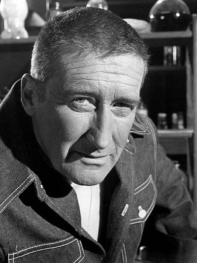 Picture of an author: Mickey Spillane