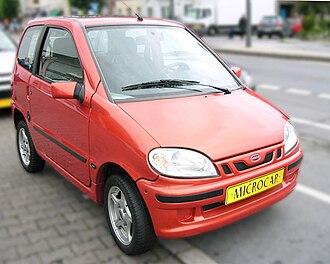 Microcar (brand) - Microcar Virgo 2