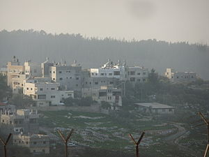 Al-Midya - al-Midya from the east