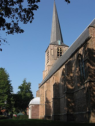 Mijnsheerenland - Laurentius church