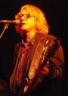 Mike Mills Multi-instrumentalist for American alternative rock band R.E.M.