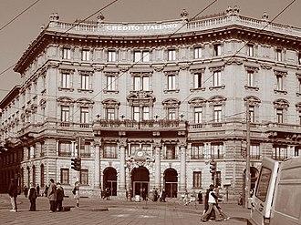 Piazza Cordusio - Image: Milano cordusio 01
