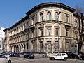 Milano - Facoltà di Scienze biologiche e matematiche - scorcio.JPG