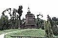 Milik, cerkiew p.w. śś. Kosmy i Damiana, ob. kościół rzym.-kat., 1813, 1926 3.jpg
