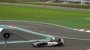 Minardi PS03 - Image: Minardi PS03 Verstappen