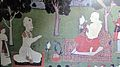Miniature paintings displayed in an exhibition inside Vishram baug wada bajirao raod.jpg