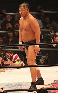Minoru Suzuki Njpw