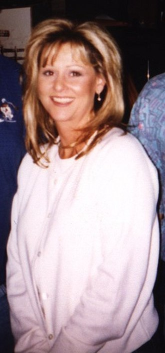 Miss Elizabeth - Miss Elizabeth in 1998 after a taping of WCW Monday Nitro.