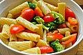 Mmm... pretty summer salad (6005733739).jpg
