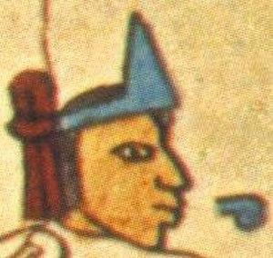 Chichimecacihuatzin I - Moctezuma I was both cousin and husband of Chichimecacihuatzin