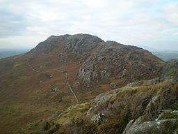 Moel y Gest mountain