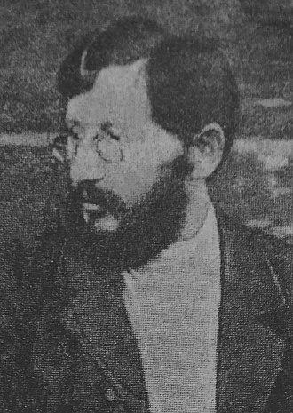Moisei Uritsky - Moisei Uritsky internal exile Arkhangelsk Governorate circa 1906