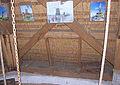 Molen Laurentia houten achtkant constructie veldkruis.jpg