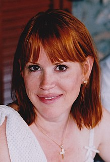 Molly Ringwald American actor, singer, dancer, and author