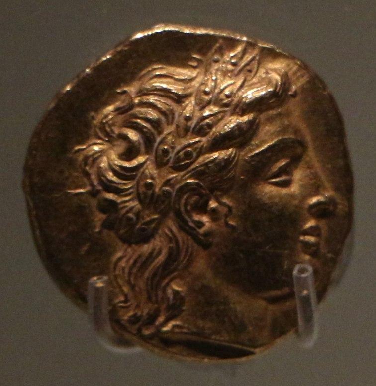 Moneta di cius, 350-330 ac ca, inv. 601