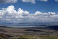 Mono Lake, a large, shallow saline soda lake in Mono County, California LCCN2013632905.tif