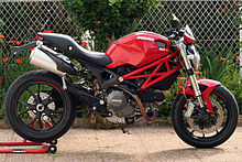 2010 ducati monster 796