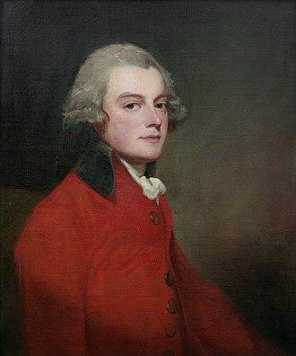 Montagu Burgoyne - Image: Montagu Burgoyne, by George Romney