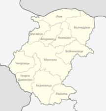 Regione di Montana