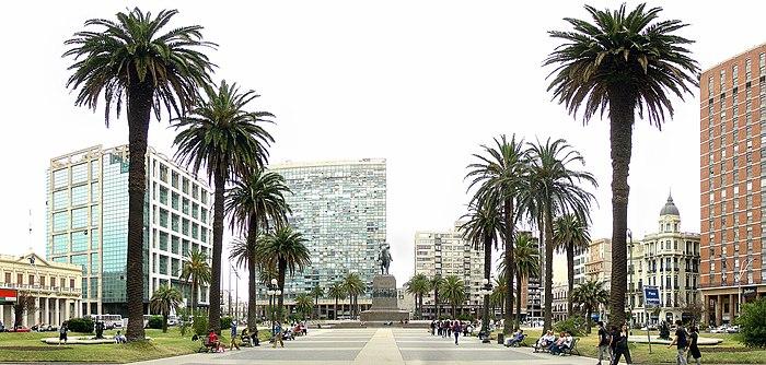 Montevideo Décembre 2007 - Plaza de Armas 3.jpg