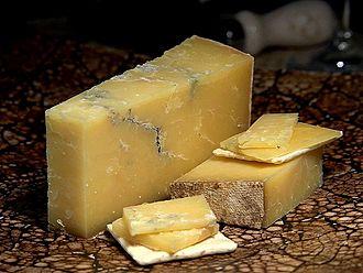 Cheddar cheese - Cheddar cheese