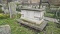 Monument To Thomas Bradbury, West Enclosure.jpg