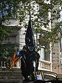 Monument a Rafael Casanova - diada de 2014.JPG