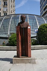 Monument to Francisco Fernández del Riego