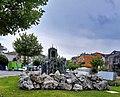 Monumento ai portatori della Madonna di Viggiano 2 - Foto Teresa Petrone.jpg