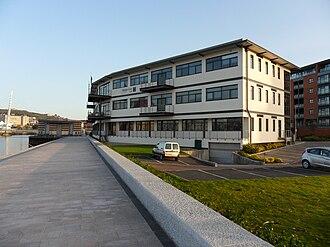 Blake Morgan LLP - Morgan Cole's offices in Swansea's SA1 development