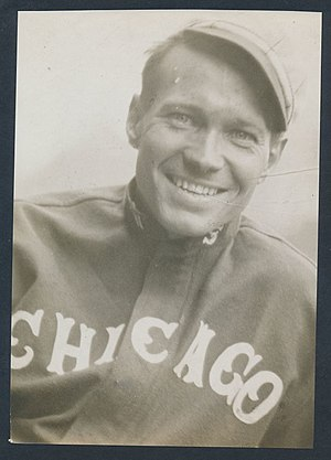 Morrie Rath - Rath with the Chicago White Sox in 1912
