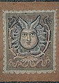 Mosaic floor with head of Medusa, from a domus in Ariminum (Rimini), end 2nd - early 3rd century, Museo della Città, Rimini, Italy (19535942910).jpg