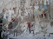 Mosaik Cafe Moskau