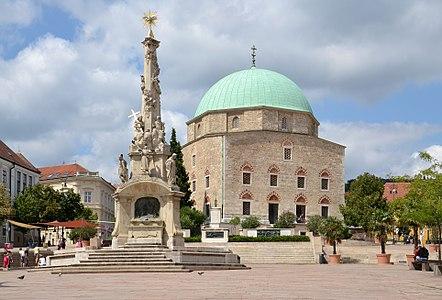 Mosque Church in Pécs.jpg