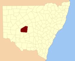 Mossgiel NSW