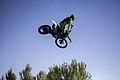 Motocross in Iran- Ali Borzozadeh حرکات نمایشی موتورکراس در شهرکرد، علی برزوزاده، عکاس- مصطفی معراجی 15.jpg