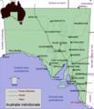 Mount Gambier, Australie méridionale.png