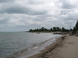 Mouth of the Ausable River, Port Franks, Ontario, Canada.jpg