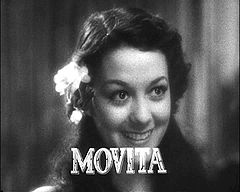 Movita w filmie Bunt na Bounty (1935)