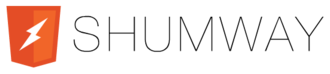 Shumway (software) - Image: Mozilla Shumway logo and wordmark