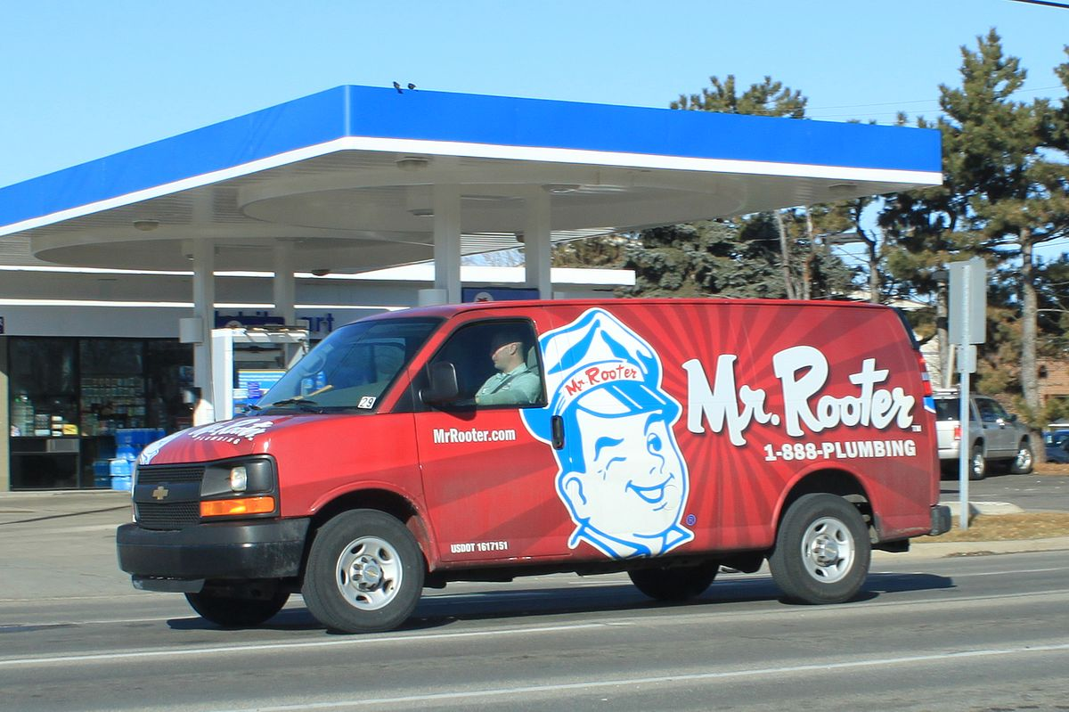 Mr Rooter Wikipedia